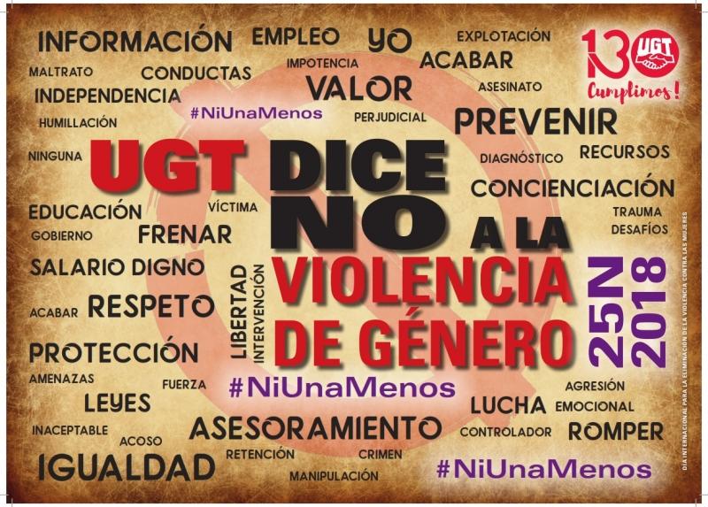 25 N – Día Internacional para la eliminación de la violencia contra las mujeres