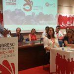 El Congreso ha elegido por un 91,6% de los votos a José Hernández Aparicio como nuevo secretario general de FeSMC-UGT en Murcia