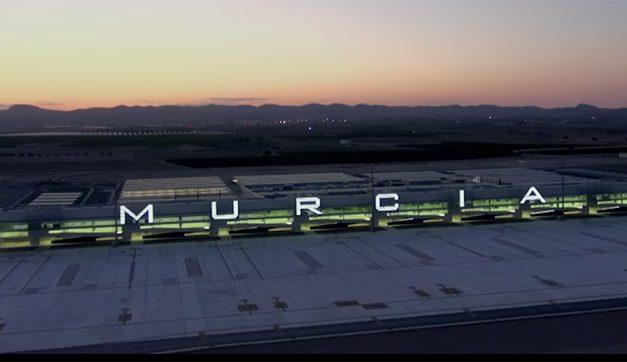 EL Secretario General de FeSMC-UGT Murcia asiste a la presentación del Plan de Movilidad del Aeropuerto Internacional de la Región