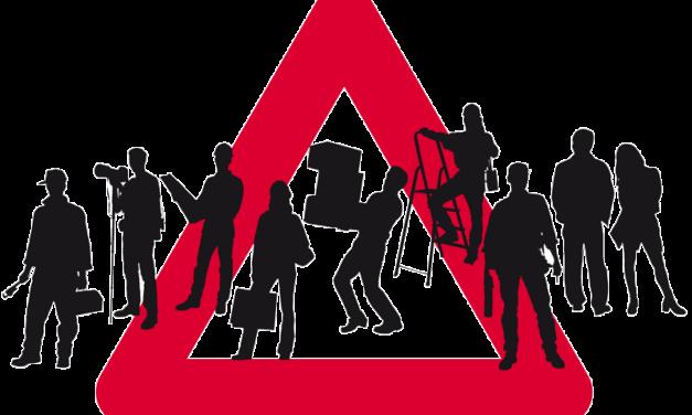 Reivindicación de la aplicación de las normativas de Prevención de Riesgos Laborales CONCENTRACIÓN