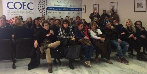 Sin acuerdo en la nueva reunión de la mesa del convenio de Limpieza de Murcia que abre la posibilidad de ir a la huelga