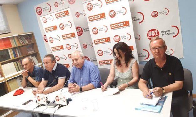 UGT y CCOO denuncian el boicot de la patronal de hostelería en la firma de un nuevo convenio